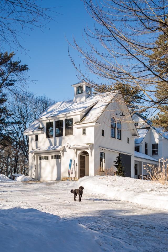 Something Old Something New Maine Home Design