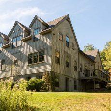 Barn-inspired | Maine Homes | Maine Home+Design