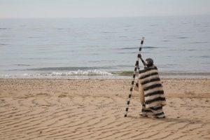 Paul Oberst, Banded Measure, 2015, video, 5:13 min.