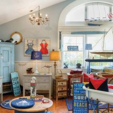 Americana Workshop | Shop Talk | Maine Home + Design