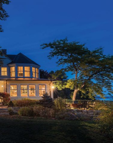 Bright-Minded Home | Cumberland Carriage House | Maine Home+Design