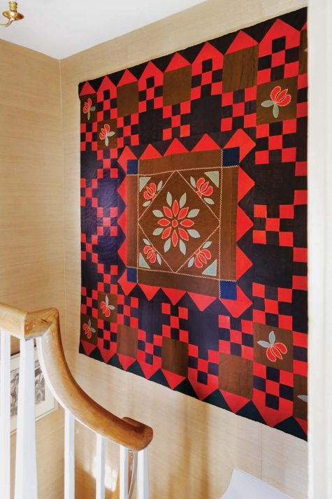 Rocky Mountain Quilts   Blanket Statements   Maine Home+Design