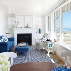 Rebuilt to Last | Moody Beach | Maine Home+Design