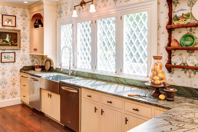 Space Makers Maine Home Design Magnificent Maine Coast Kitchen Design