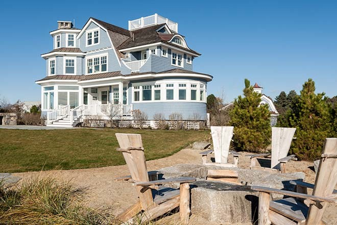 Family Heirloom In Kennebunk Maine Home Design