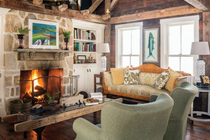 Something Old, Something New - Maine Home + Design