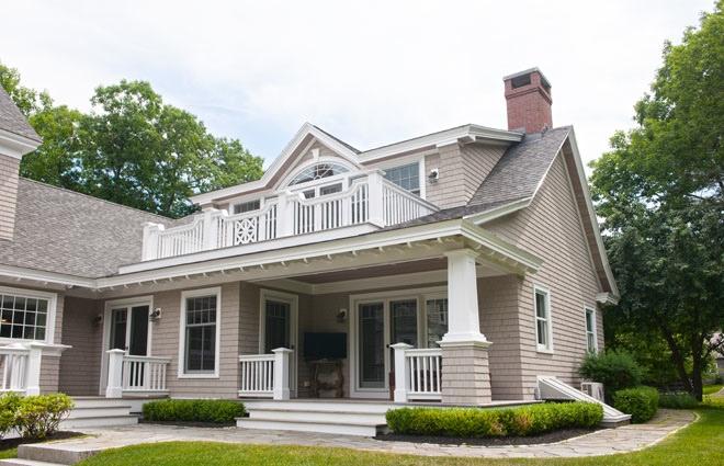 Peace Like A River Maine Home Design