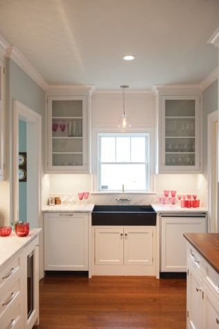 Designing the Heart of a Home - Maine Home + Design