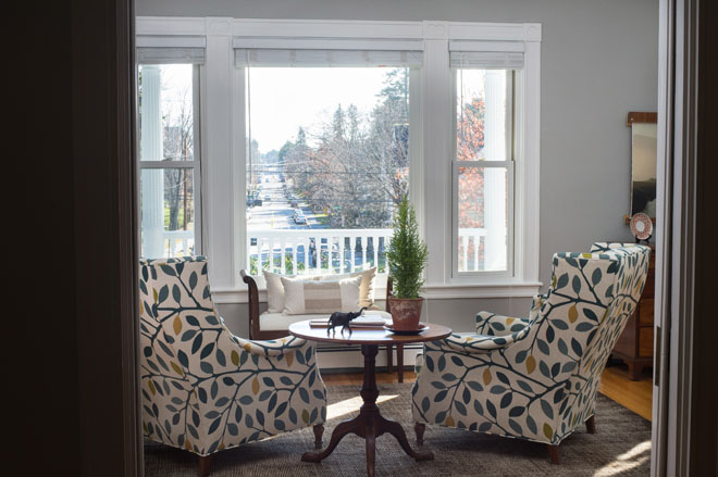 Interior Design: Krista Stokes