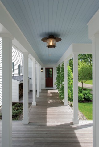 A Place For Everything Maine Home Design