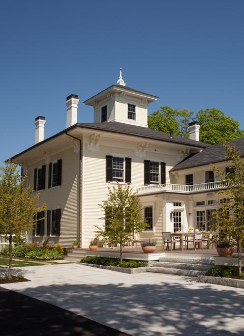Urban Legend Maine Home Design