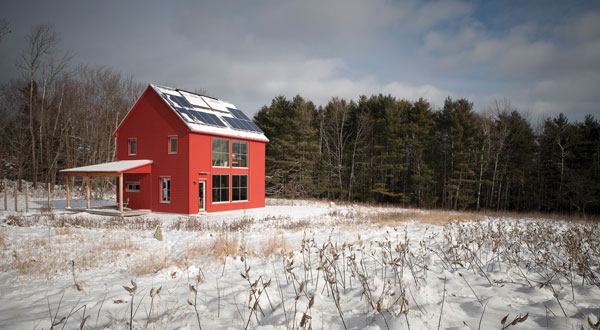 Passive Impressive - Maine Home + Design