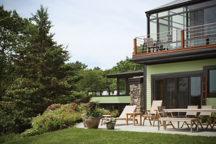 House of Many Visions - Maine Home + Design on