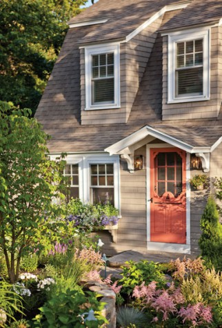 The Color Of Summer Maine Home Design