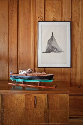 Shipshape On The Shore - Maine Home + Design