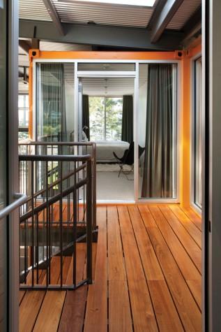 self contained living maine home design - Self Home Design