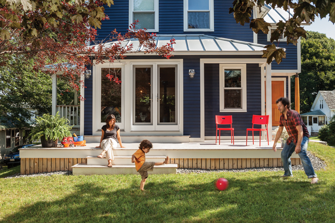 Sustainable Style - Maine Home + Design