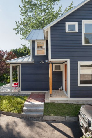 caleb johnson architects builders blue green renovation south portland - Maine Home Design
