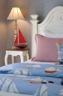 Cottage By The Sea Bedroom
