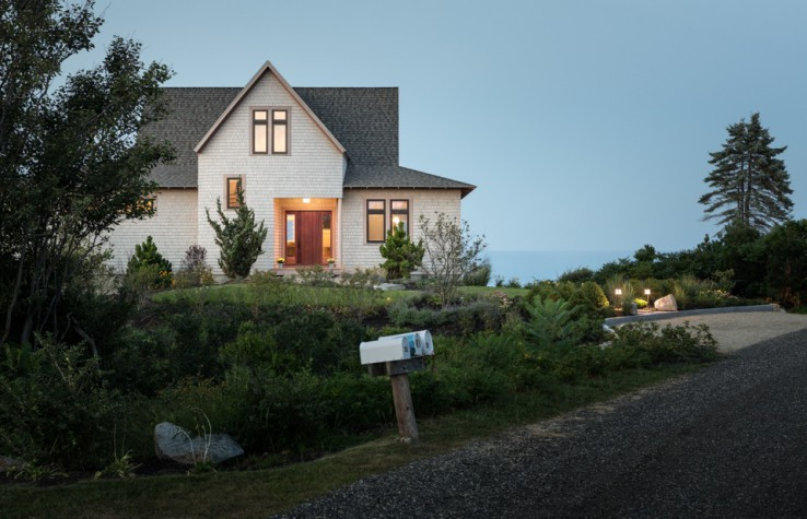 Superb Maine Residential Architects #9: Maine Home + Design