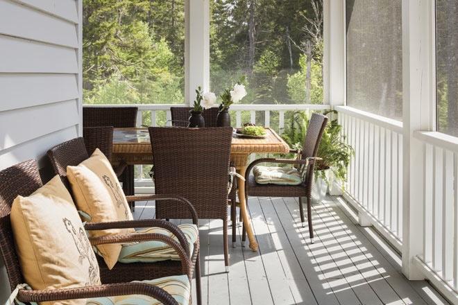 Rustic Update - Maine Home + Design