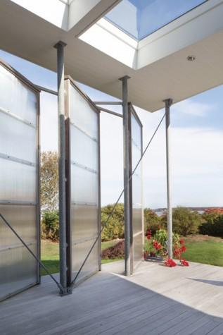 A Tower Transformed Maine Home Design