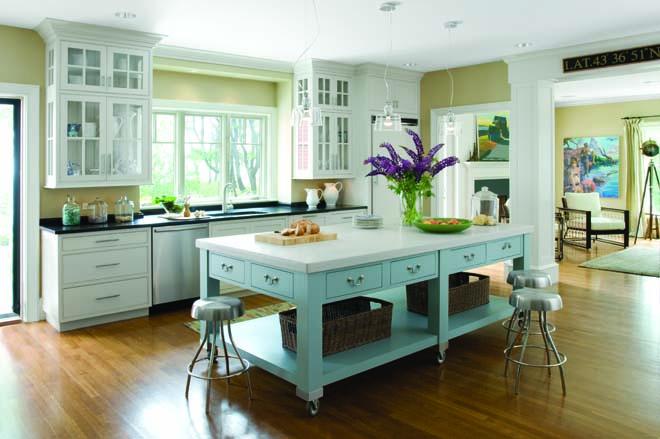 farmhouse redux - maine home + design