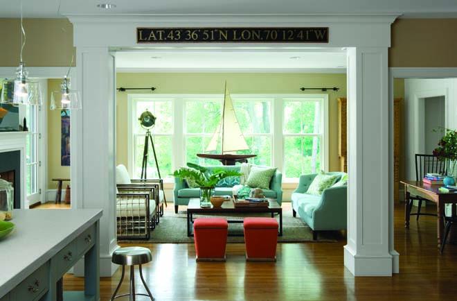 Farmhouse Redux Maine Home Design