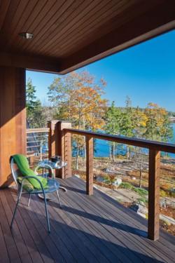 Stonington Shingle Deck