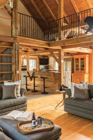 Camp-Inspired Homes - Maine Home + Design