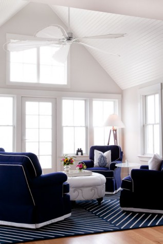 past becomes present maine home design