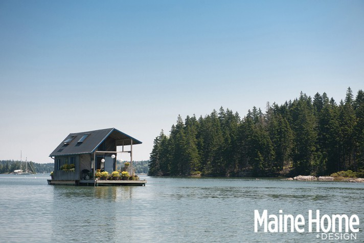 Tiny Home Designs: Maine Home + Design