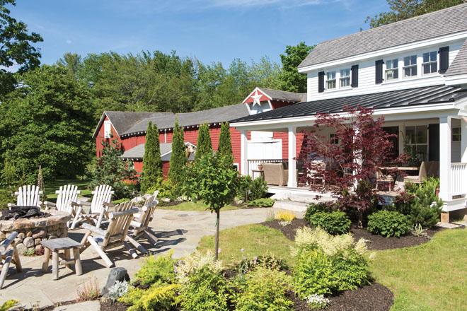 Ted Carter Landscapes - Maine Home + Design