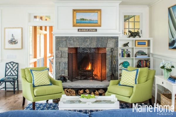 Shingle-Style Roots - Maine Home + Design