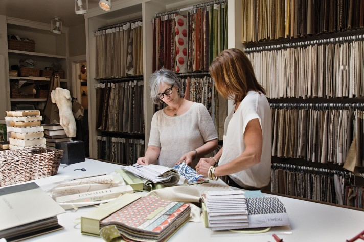 Part Retail Space, Part Design Center, Simply Home Allow Practicing  Designers, Clients, And Customers To Peruse Its Library Of Fabric,  Wall Covering, ... Part 91