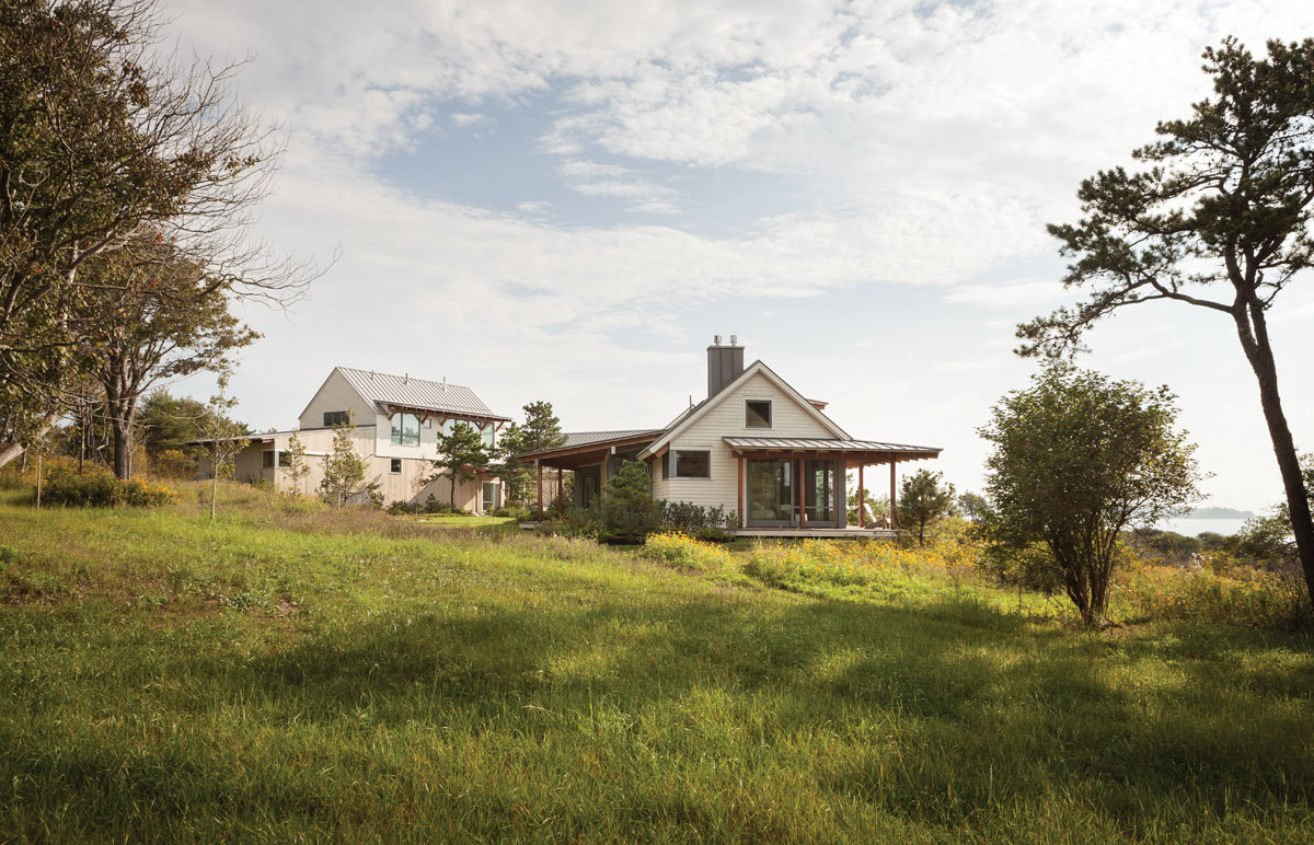 Scarborough love story maine home design for Maine cottage plans