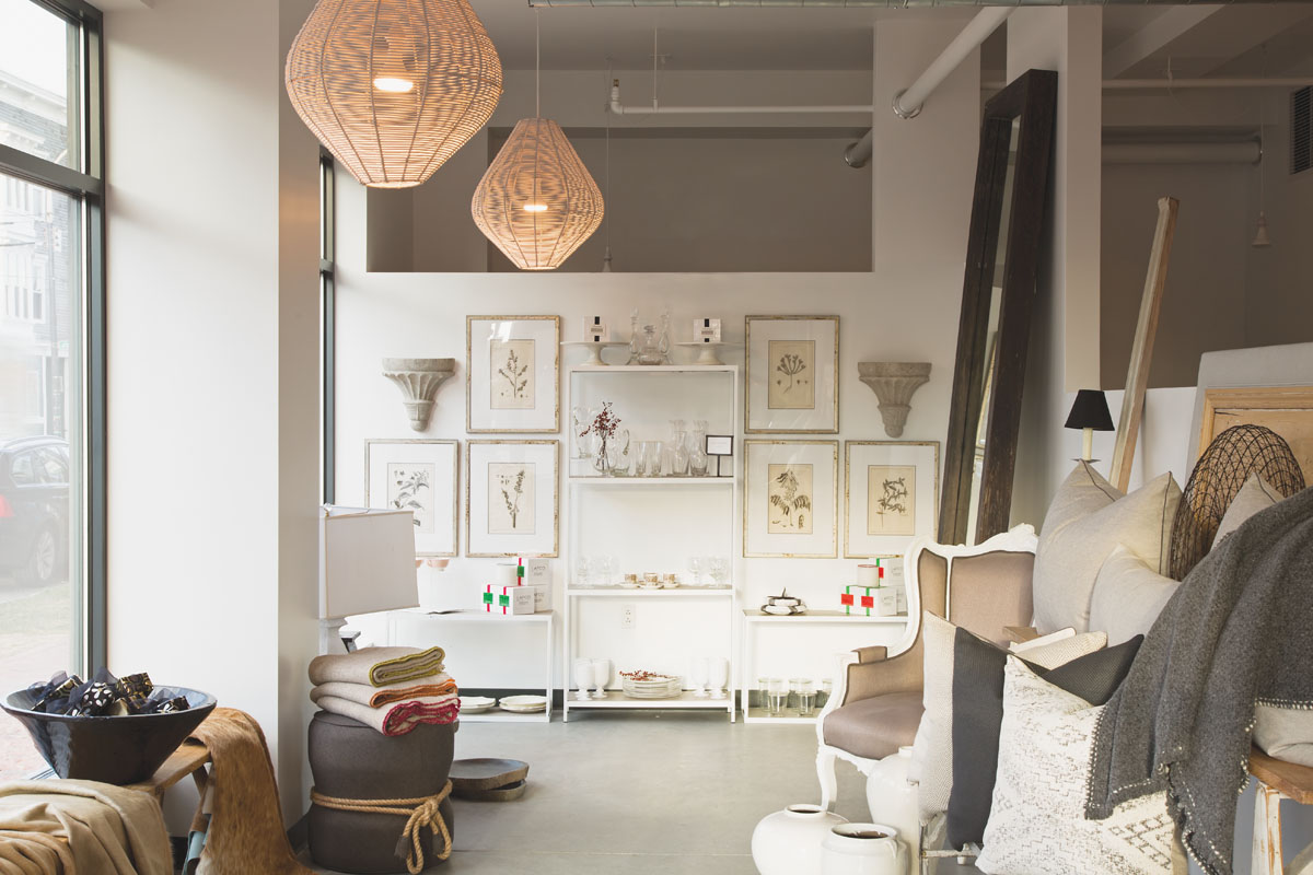 Urban Dweller - Maine Home + Design