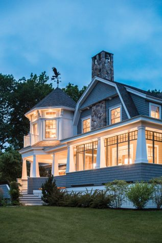 remaking history maine home design