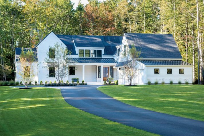 a clean slate kevin browne architecture maine homedesign - Maine Home Design