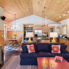 Hidden House in Maine | Maine Homes | Maine Home+Design
