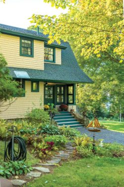 A Storied Family Home | Maine Homes | Maine Home+Design