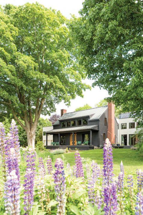 Neighborhood Art Project   Maine Homes   Maine Home+Design