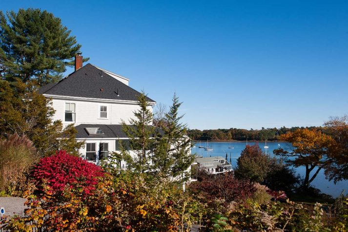 The Life Aquatic | Freeport, Maine | Maine Home+Design