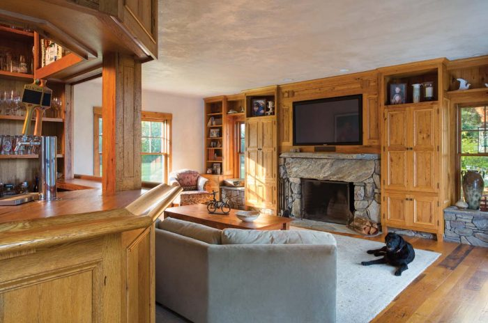 Cousins Island Cape | Maine Homes | Maine Home+Design