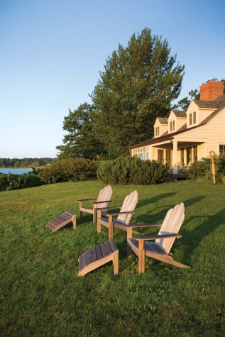 Cousins Island Cape | Maine Homes | Maine Home+Design