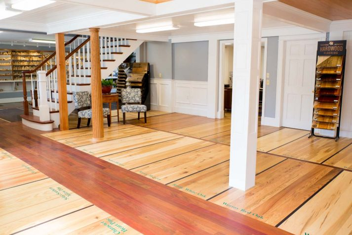 Fat Andy's Hardwoods | Going with the Grain | Maine Home+Design