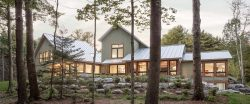 California Modern, East Coast Agrarian | Maine Home+Design