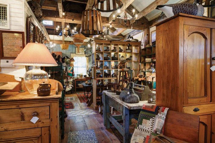 Americana Workshop | Shop Talk | Maine Home + Design