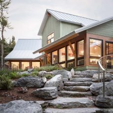 Site-Specific Design | Bright-Minded Home | Maine Home+Design