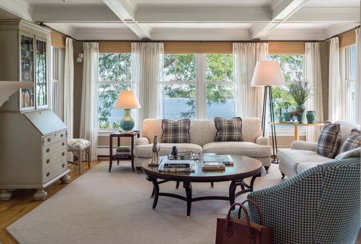Old Friends, New Design | Cumberland Homes | Maine Home+Design
